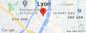 Carte Pâtisserie Perroudon - Petit Paumé
