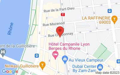 54 Cours de la Liberté, 69003 Lyon, France