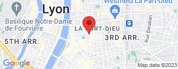 Carte Way Out! Escape Game Lyon - Petit Paumé