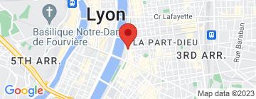 Carte Café du Rhône - Petit Paumé