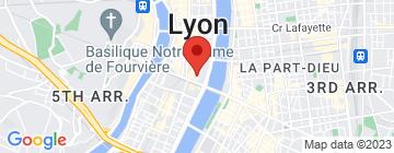 Carte Adonys - Hotel Dieu - Petit Paumé