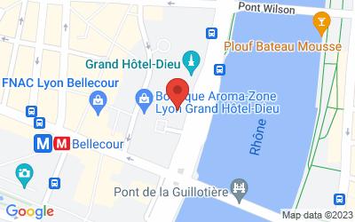20 Quai Jules Courmont, 69002 Lyon, France
