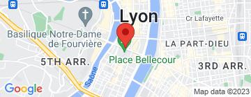 Carte Benoît Guyot - Petit Paumé