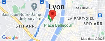 Carte Bellecour Jouets - Petit Paumé