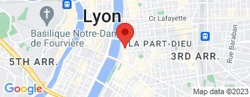 Carte Best Western Hôtel du Pont Wilson - Petit Paumé