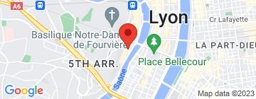 Carte Le Tergui  - Petit Paumé