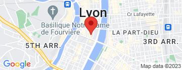 Carte Pathé Bellecour - Petit Paumé