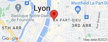 Carte Le Biniou Lyon 3 - Petit Paumé