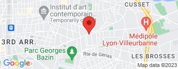 Carte Confidences Le Salon - Villeurbanne - Petit Paumé