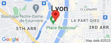 Carte Hôtel Globe et Cecil - Petit Paumé