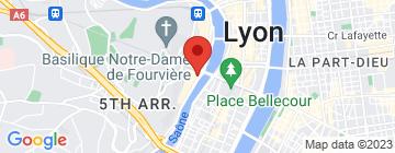 Carte Crèmerie Lyonnaise - Petit Paumé