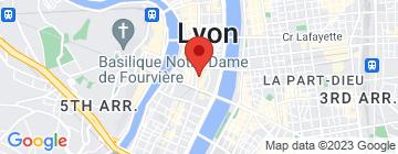 Carte Bouillet -  Presqu'île - Petit Paumé