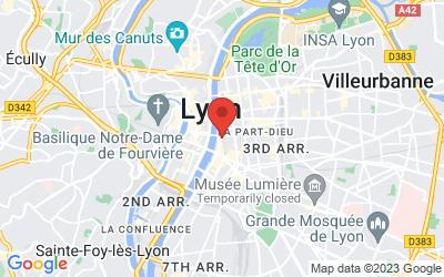 7 Rue de la Part-Dieu, 69003 Lyon, France