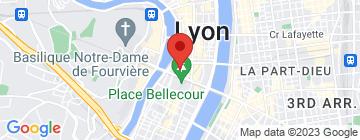 Carte Brasserie Chavant - Petit Paumé