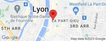 Carte ENIGMATIC Live Escape Game Lyon - Petit Paumé