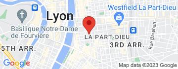 Carte Brasserie Le Saxe - Petit Paumé