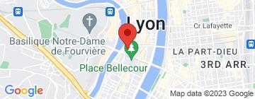 Carte Brasserie des Célestins - Petit Paumé
