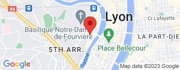 Carte Soierie Saint-Georges - Petit Paumé