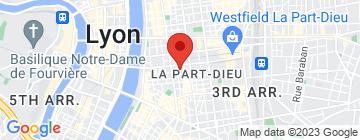 Carte Théia - Fermé - Petit Paumé