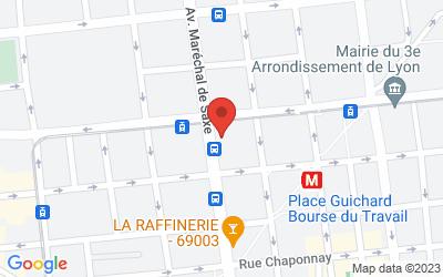 97 Avenue Maréchal de Saxe 69003 Lyon