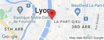 Carte Buvette du Pont Wilson - Petit Paumé