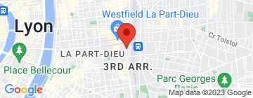 Carte Hôtel Athéna - Petit Paumé
