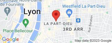 Carte La brasserie de la bourse du travail  - Petit Paumé
