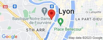 Carte Marché place Commette - Petit Paumé