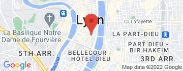 Carte Downtown Brooklyn - Petit Paumé