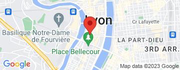 Carte CEEP (Centre Médicochirurgical) - Petit Paumé