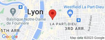 Carte Apéro des langues à Lyon - Petit Paumé