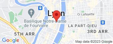 Carte Institut de Beauté Payot Peyrefitte - Fermé - Petit Paumé