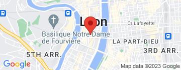 Carte Lechevalier - Petit Paumé