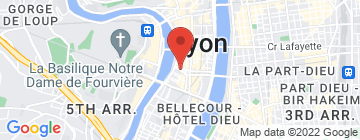 Carte La Plantation - Petit Paumé