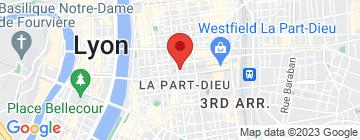 Carte Le Maubert - Petit Paumé