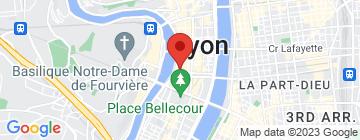 Carte Best Western Saint Antoine - Petit Paumé