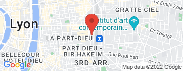 Carte Café des Vosges  - Petit Paumé