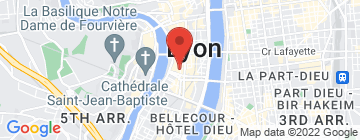 Carte Le Comptoir de Mathilde (Lyon 2) - Petit Paumé