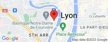Carte La Fabrique Givrée - Petit Paumé