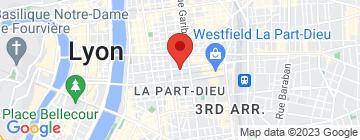 Carte La Table 101 - Petit Paumé