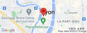 Carte Café Léone - Petit Paumé