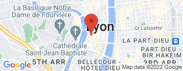 Carte Eden Rock Café - Petit Paumé