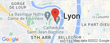 Carte Bouchon Les Lyonnais - Petit Paumé