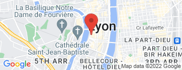 Carte Cave Guyot - Quai Saint Antoine - Petit Paumé