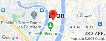 Carte Bistro Ferrandière - Fermé - Petit Paumé