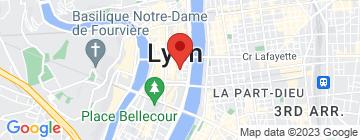Carte Big Fernand (rue Ferrandière, Lyon 2) - Petit Paumé
