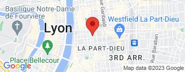 Carte Daniel et Denise (Place Guichard) - Petit Paumé