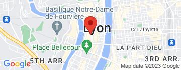 Carte Régie Juron et Tripier - Petit Paumé