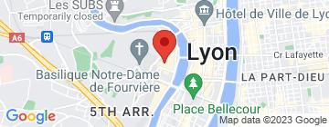 Carte CTLyon - Petit Paumé