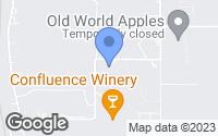 Map of Ridgefield, WA